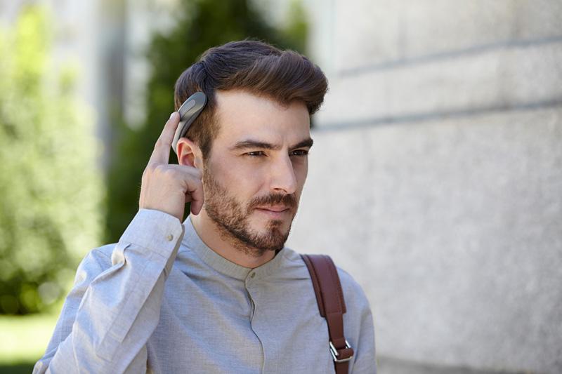BATBAND, Ear-free Headphones by Studio Banana Things