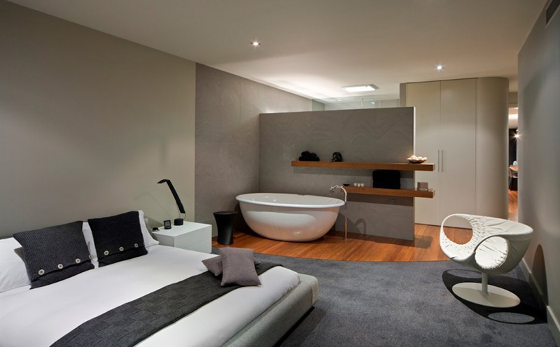 vote now what do you think of bathtubs in bedrooms - Bathrooms In Bedrooms