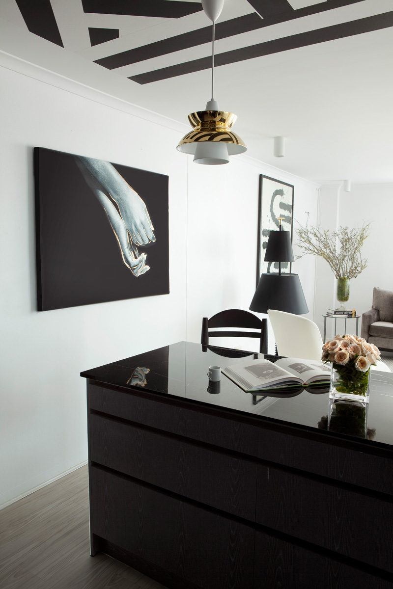 Marine Parade Apartment by James Dawson