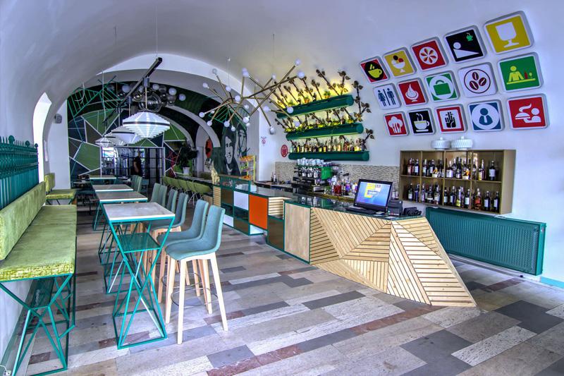 Le Jour Cafe by BPD Design