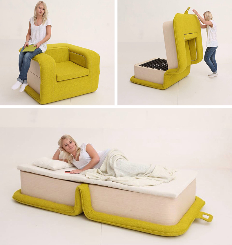Fold Out Foam Chair Sessel-Bett … | hirnverbrandt.de