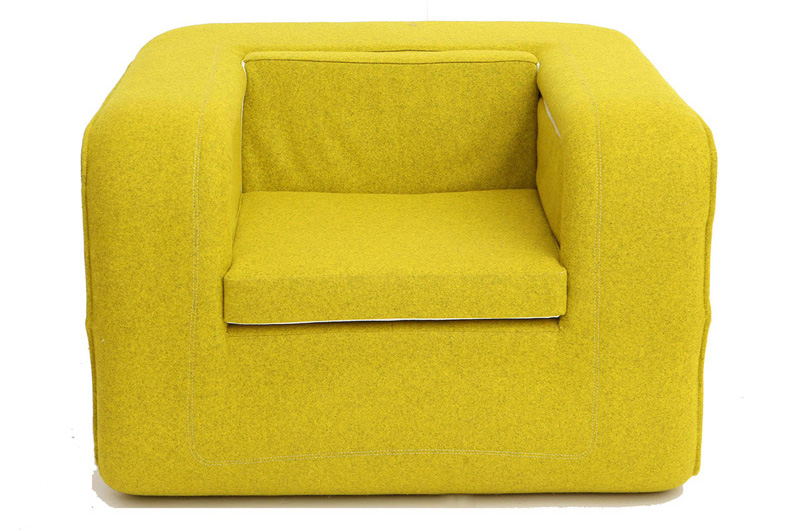 Strange This Armchair Is Designed To Fold Out Into A Bed Machost Co Dining Chair Design Ideas Machostcouk
