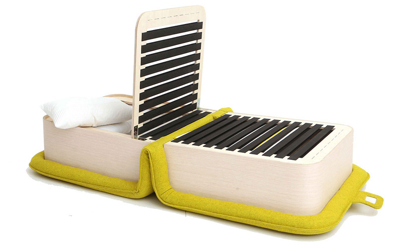 sessel bett. Black Bedroom Furniture Sets. Home Design Ideas