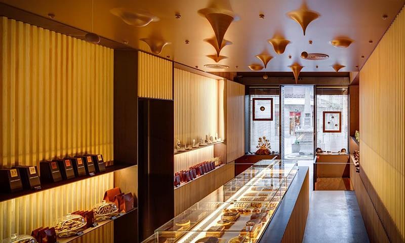 طراحی داخلی فروشگاه،طرااحی داخلی مغازه،دکوراسیون داخلی مغازه