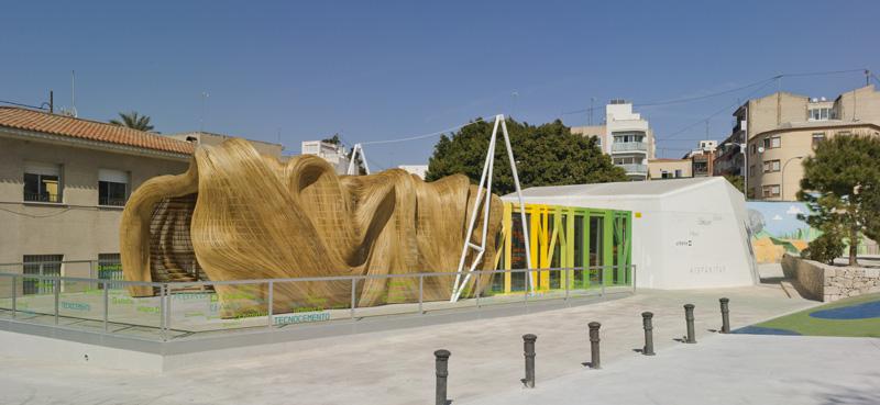 tomás amat estudio Design A Sculptural Space In Spain