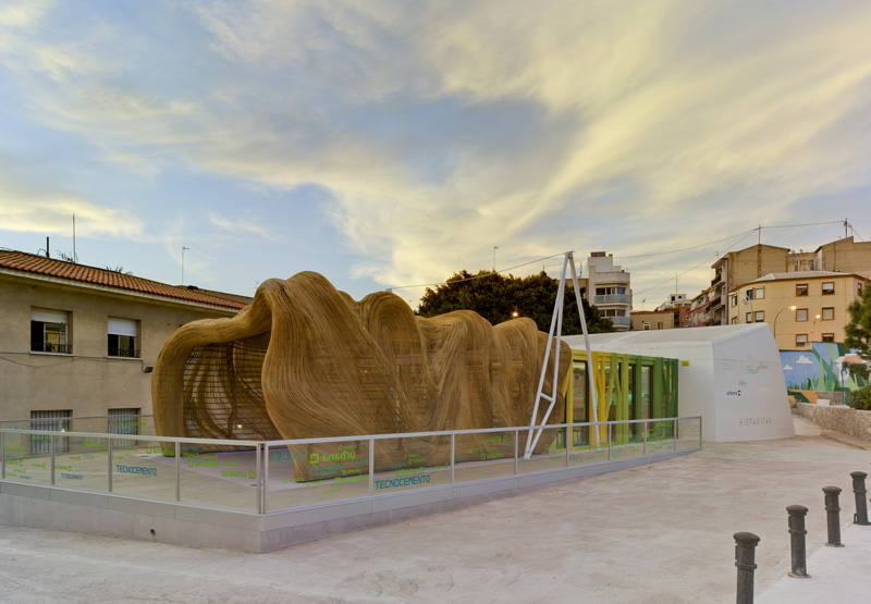 tomás amat estudio Design A Sculptural Space In Spain