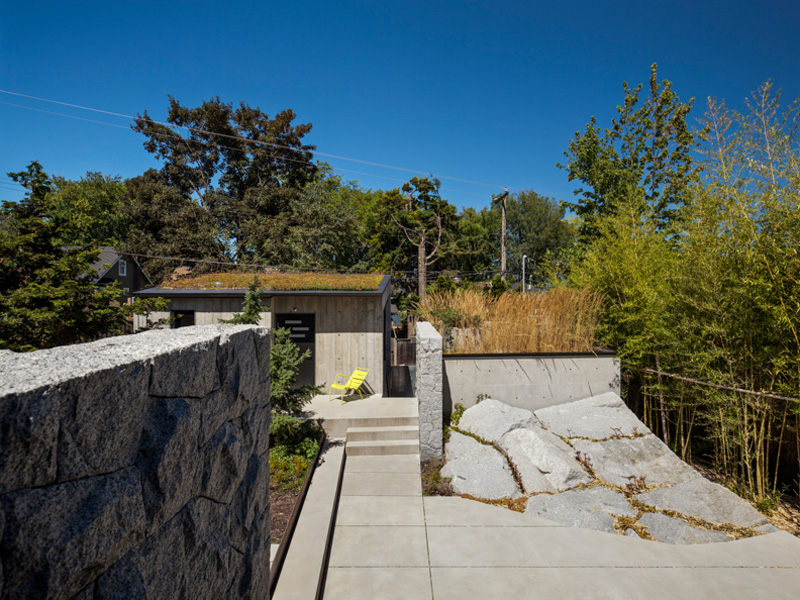 Cloister House by Measured Architecture Inc.