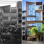 Before & After – A Dramatic Transformation For A Building In Thailand