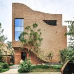 UNStudio Design A Complex Of Sculptural Villas Scattered Along The Riverside