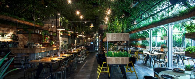Segev Kitchen Garden by Studio Yaron Tal