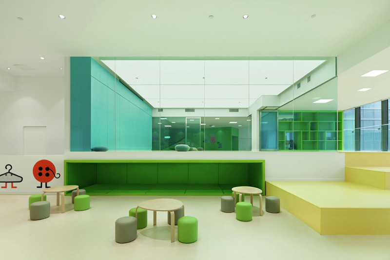 طراحی داخلی فضای بازی بچه ها،طراحی داخلی مهدکودک
