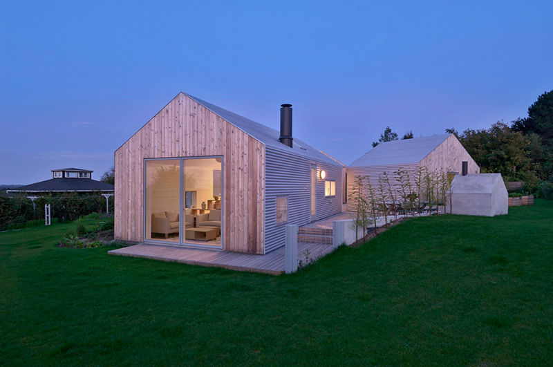 This House In Denmark Is Actually Five Little Houses In One