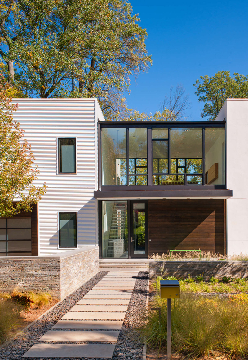 bm Modular One House by Robert M. Gurney