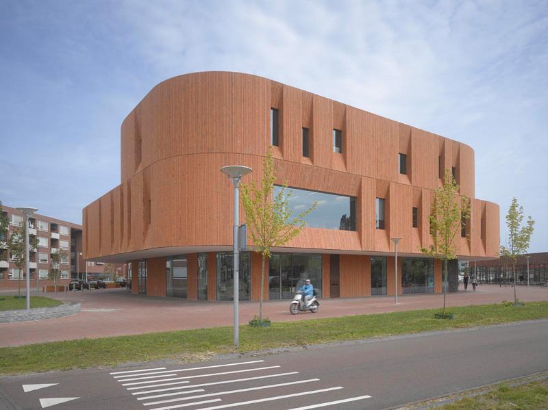 The Klinker Cultural Centre By Atelier PRO