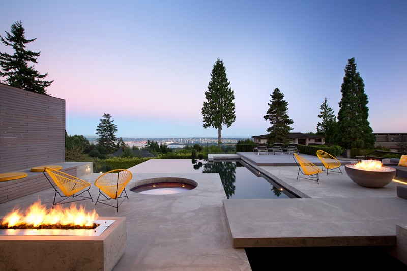 Outdoor Space vote now - which outdoor space is your style? | contemporist