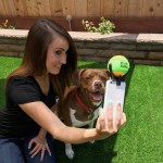 Someone Designed A Solution For Taking Selfies With Your Dog