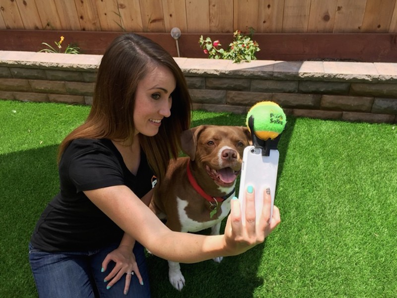 PoochSelfie by Clever Dog Products