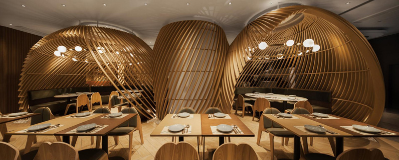 Sungai Wang Restaurant by NC Design & Architecture