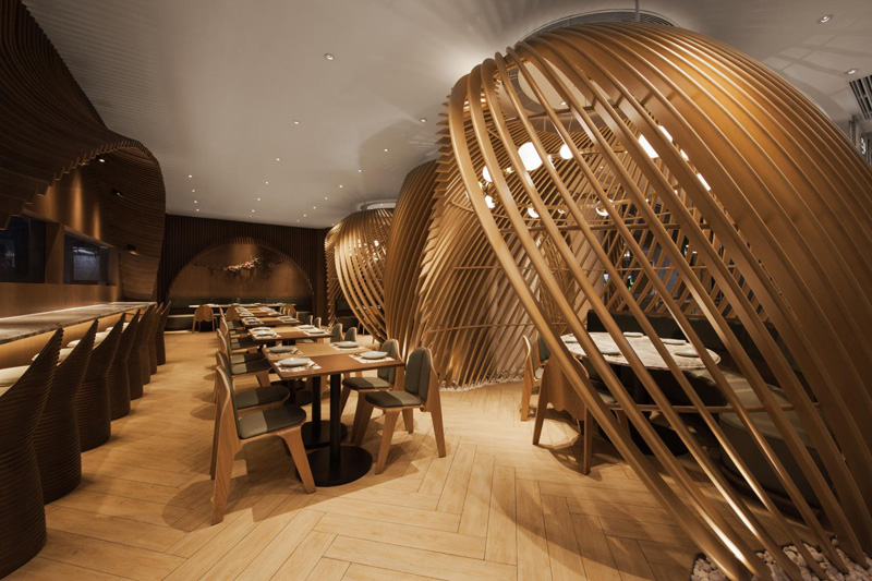 Sungai Wang Restaurant by NC Design & Architecture