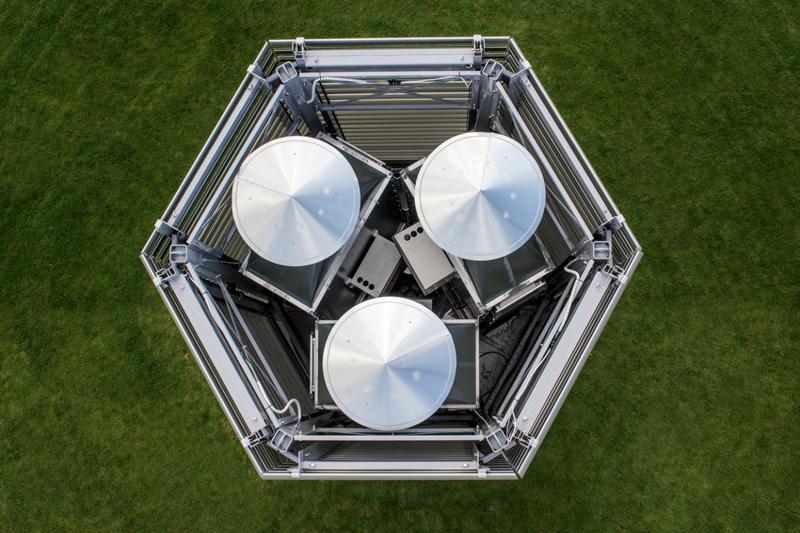 Daan Roosegaarde Creates The Largest Smog Vacuum Cleaner In The World