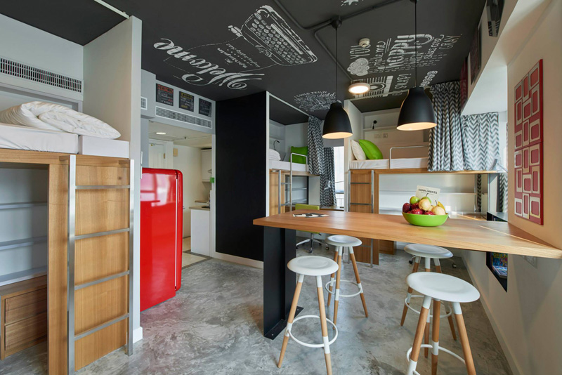 Lets Look Inside A Student Apartment In Hong Kong