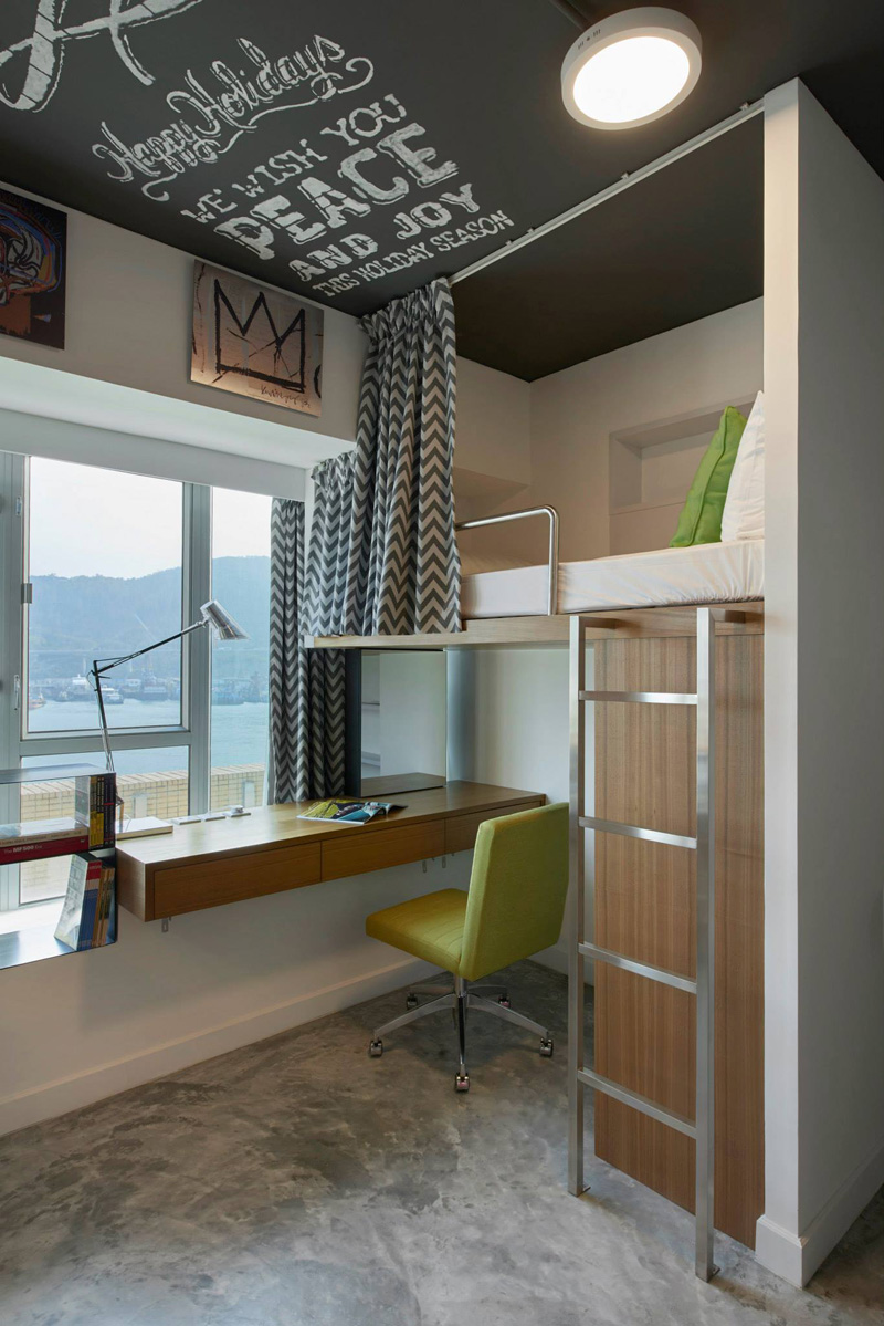 Student Apartment In Hong Kong