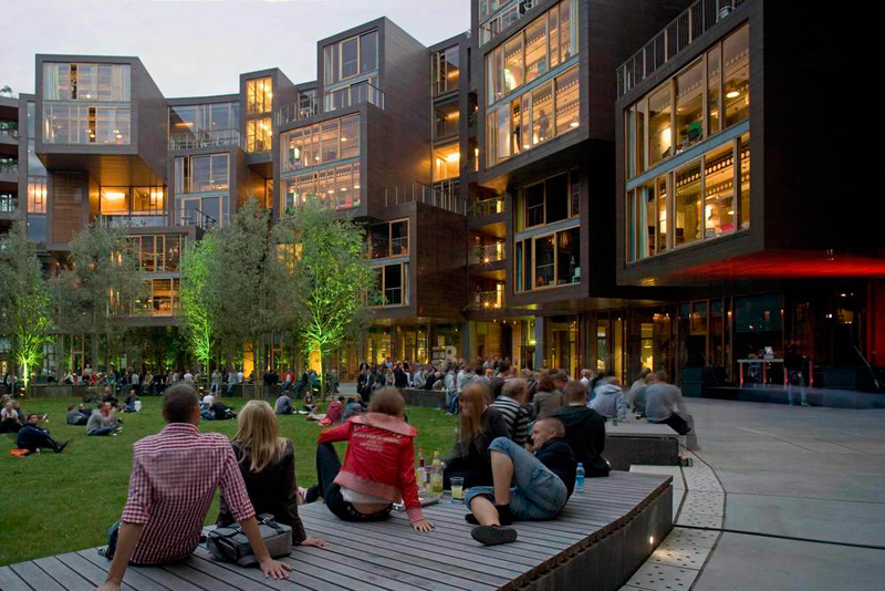 7 Examples Of Student Housing From Around The World