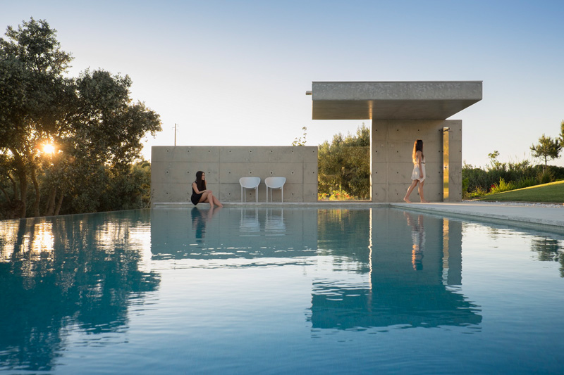 Swimming Pool by Mario Martins Atelier