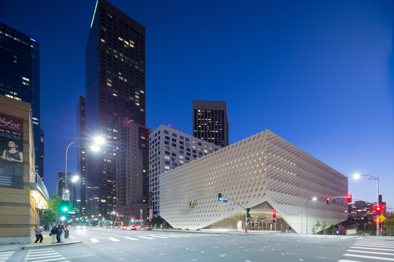 The Broad By Diller Scofidio + Renfro