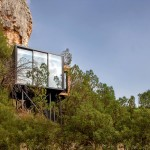 This Hotel Has 25 Cabins Built On A Spanish Hillside Overlooking A Valley
