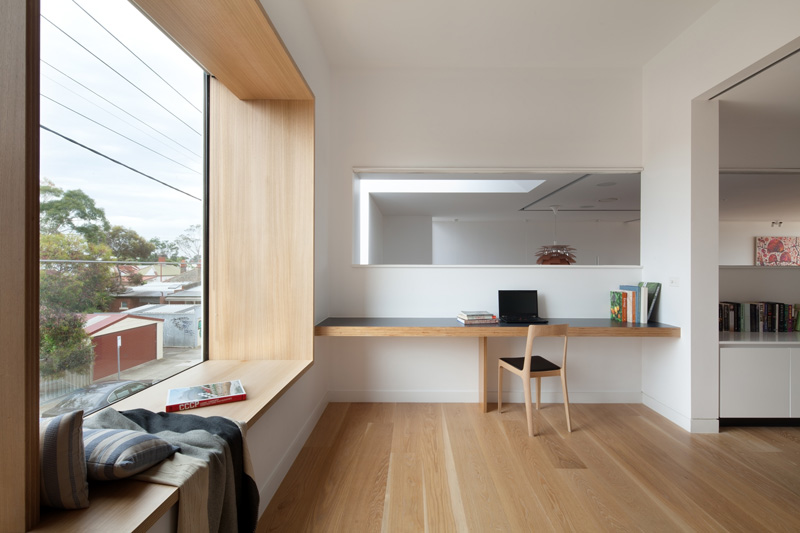7 Windows Designed For Sitting