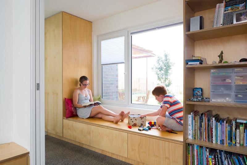 7 Windows Designed For Sitting