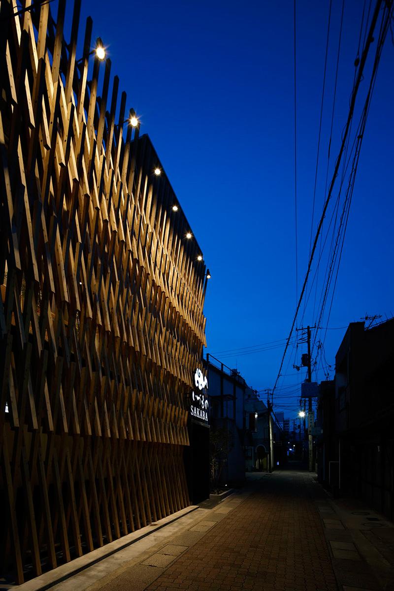 IZUMONO SAKABA By Area Connection