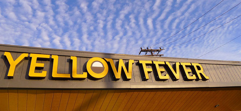 Yellow Fever Restaurant By Fleetwood Fernandez