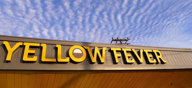 Yellow Fever Restaurant By Fleetwood Fernandez