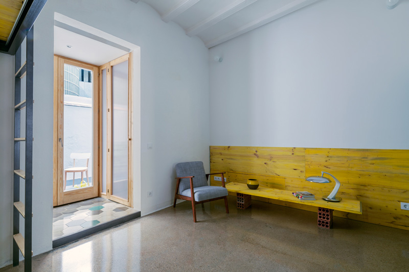 G-ROC apartment in Barcelona by nookarchitects