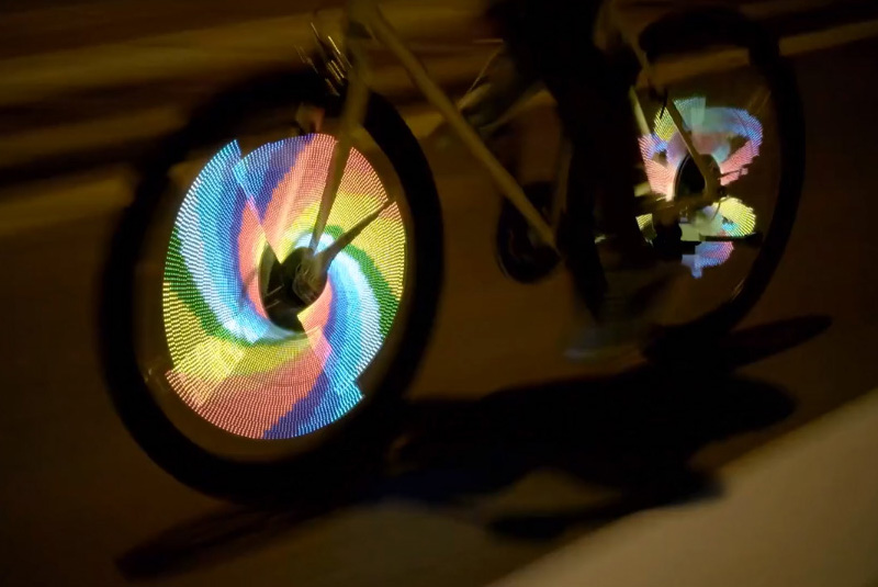 Balight Lets You Customize Your Bike Wheels