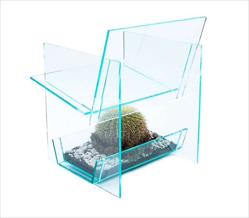 Cactus Chair by THISLEXIK