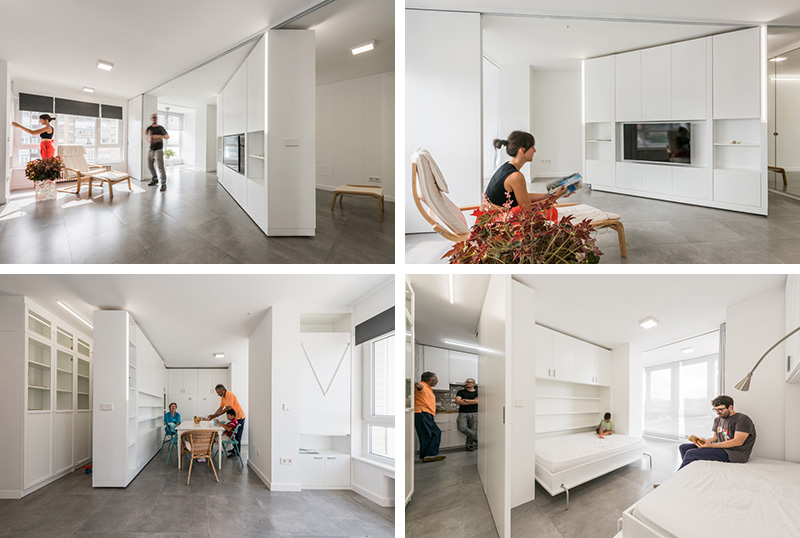 Mje House Little Houses 2 By Pkmn Architectures