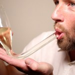 The Chambong Is Designed To Help You Drink Champagne Faster
