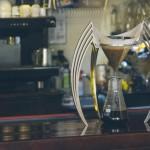 Drip brewing coffee just got dramatically sculptural