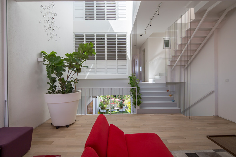 Garden Home At Rienzi by AD Lab