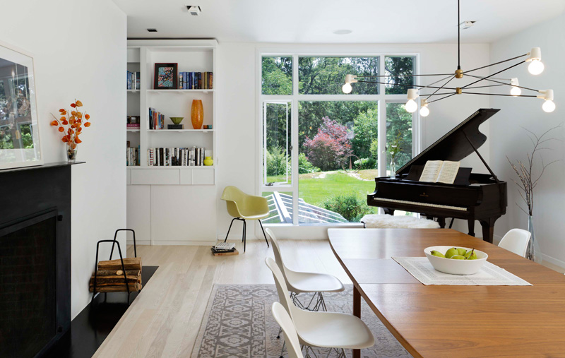 Mid-century modern home gets remodelled by Aamodt / Plumb Architects