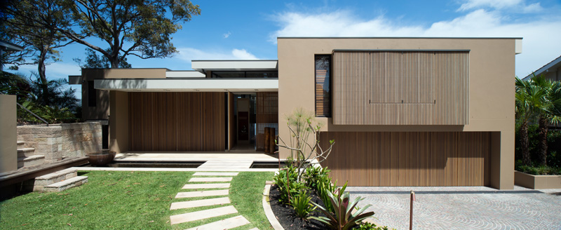 The Clareville House by Corben Architects
