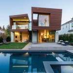 Michael Kovac Designs A New House In Santa Monica