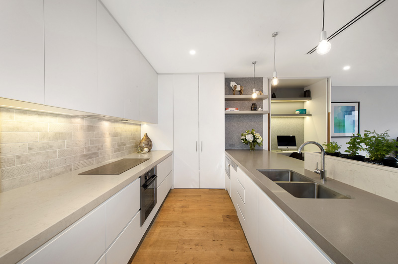 Albert Park Renovation by design by t