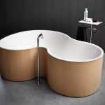 Studio mk27 design a curvy bathtub for Agape