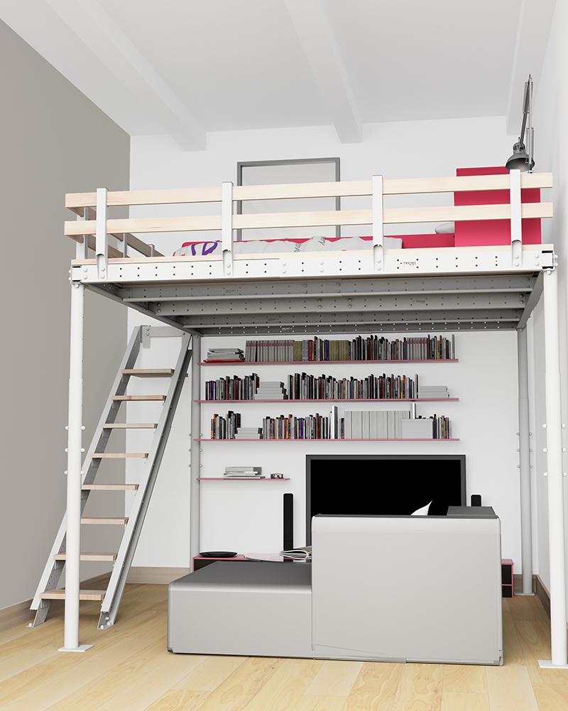 DIY Loft Kit By Tecrostar