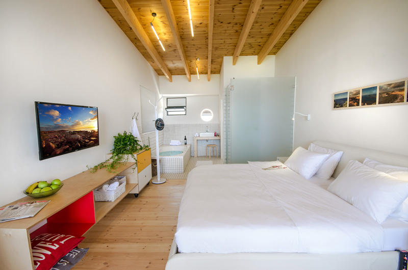 Dor Huts by Ron Shenkin Studio for Architecture & Design
