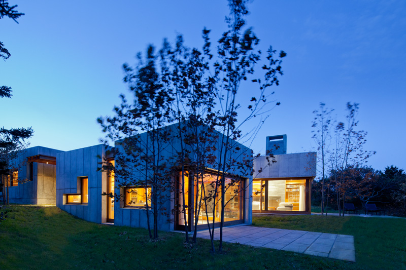 The East House by Peter Rose + Partners